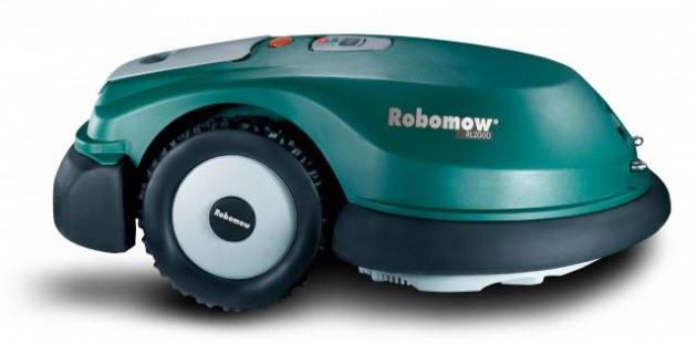 Produktbild Vorführer: Robomow RL2000 inkl. 14 Tage Testzeitraum