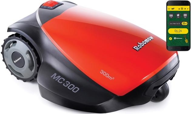 Robomow MC300 Oben