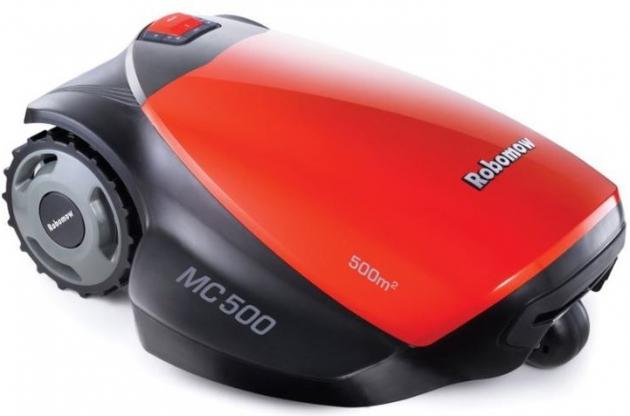 Robomow MC500 Front