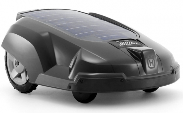 automower solar hybrid husqvarna rasenm hroboter g nstig. Black Bedroom Furniture Sets. Home Design Ideas