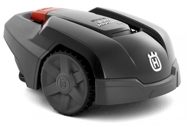 Automower 308 - Husqvarna - seitlich