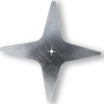 Messer 25 cm mit 4 Klingen (Blitz Serie) - Wiper