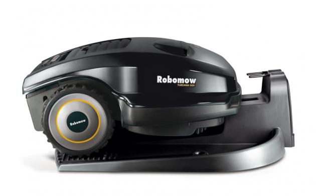 robomow tuscania 500 m hroboter alles ber roboter. Black Bedroom Furniture Sets. Home Design Ideas