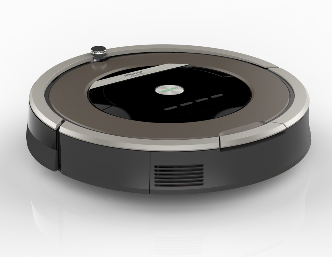irobot roomba 870 saugroboter. Black Bedroom Furniture Sets. Home Design Ideas