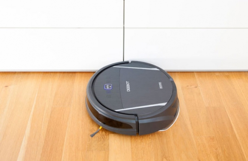 staubsauger roboter saugroboter deebot dm85 wischfunktion wassertank. Black Bedroom Furniture Sets. Home Design Ideas