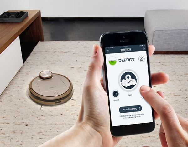 Deebot DR92 App