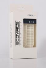 Feinstaubfilter D-S142 für Deebot D80 & D83 (2 Stück)