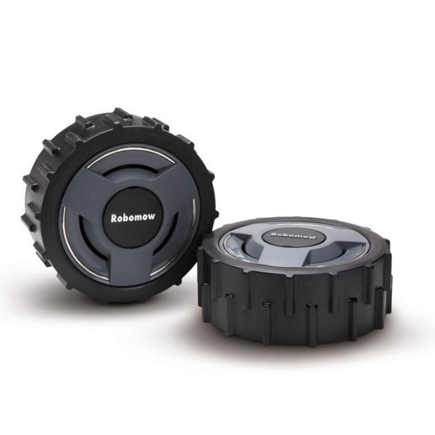 PowerWheels (2 Stück) - Robomow