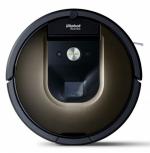 Roomba 980 stehend