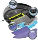 Produktbild Wischroboter mit Wassertank & saugen: ME770 Style inkl. 14 Tage Testzeitraum