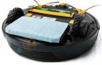 Wischroboter mit saugen & ohne Wassertank : Deebot D83