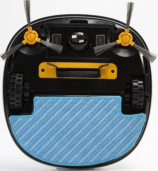 Wischroboter ohne Wassertank & saugen: Deebot D45
