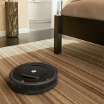 Roomba 866 Schlafzimmer