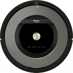 Roomba 866 Staubsauger Roboter mit sehr hoher Saugkraft & Intelligenz