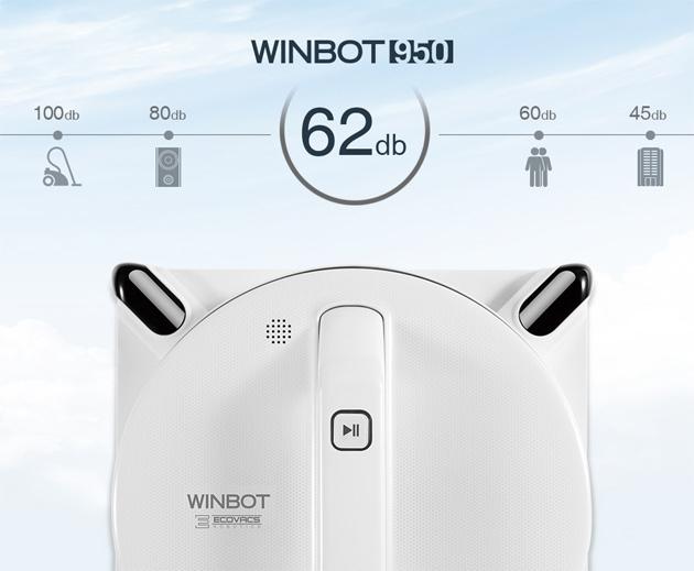 W950 Lautstärke