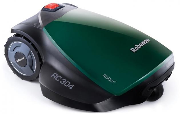 Robomow RC304 (Modell 2015) - Rasenmähroboter