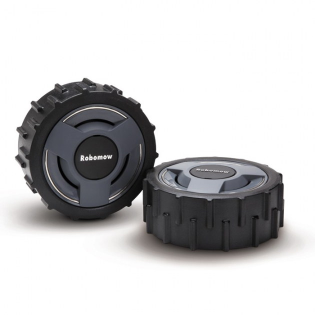 PowerWheels (2 Stück) - Robomow RS/MS/TS