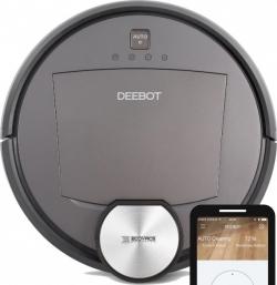Deebot R96 Wisch- Staubsaugroboter mit App u. Absaugstation inkl. 14 Tage Testzeitraum