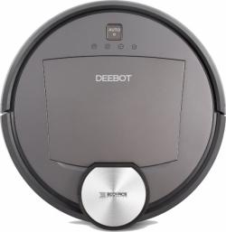 Deebot R98 Wisch- Saugroboter mit App, Absaugstation u. Handsauger
