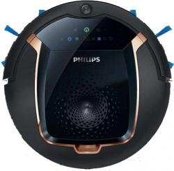 Vorführer: SmartPro Active FC8820/01 - Staubsaugerroboter mit Wischen inkl. 14 Tage Testzeitraum