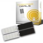 Feinstaub Filter D-S762 für Deebot DM82 (2 Stück) Ecovacs