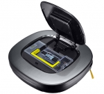 HomeBot VR9647PS - Saug- Wischroboter staubbehälter