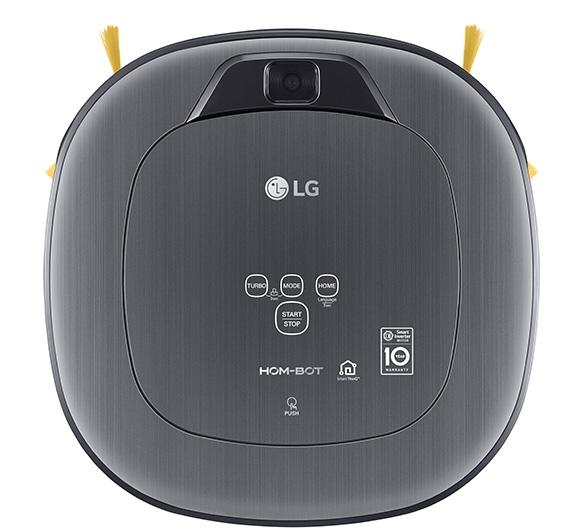 HomeBot VR9647PS - Saug- Wischroboter titel