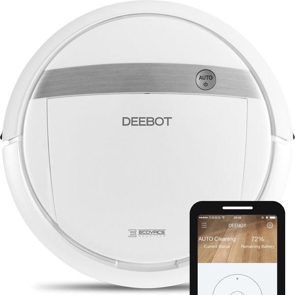 Vorführer: Deebot M88 App