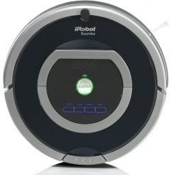 Roomba 786p - Staubsaugerroboter für Tierhaare mit hoher Intelligenz