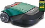 PREIS HIT: Robomow RS615u Rasenmähroboter mit App, patentierten Kantenschnitt und 3 Edelstahlmesser