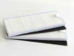 Feinstaub-Filter (2 Stück) für ILFE A4, A6 Staubsaugroboter