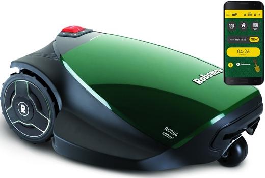 Vorführer: Robomow RC304u