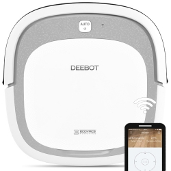 Deebot Slim 2 Saug-Wischroboter mit App für IOS und Android