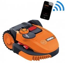 HAMMER: Landroid S500i (Vorführer) Rasenmähroboter mit App inkl. 14 Tage Testzeitraum