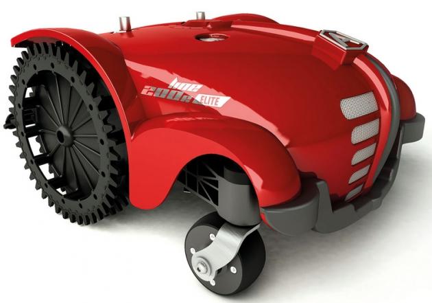 Produktbild Ambrogio L250i Elite Rasenmähroboter mit App inkl. 14 Tage Testzeitraum