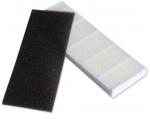 Feinstaubfilter (2 Stück) für Eufy RoboVac 11 / 15 / 30 Modelle