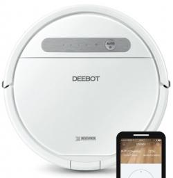 Deebot OZMO 610 Saugroboter mit Wischfunktion u. App inkl. 14 Tage Testzeitraum