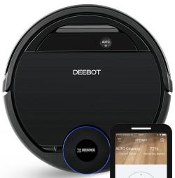 TOP-PREIS: Deebot OZMO 930 (Vorführmodell) Saug- Wischroboter mit systematischer Reinigung u. App inkl. 14 Tage Testzeitraum
