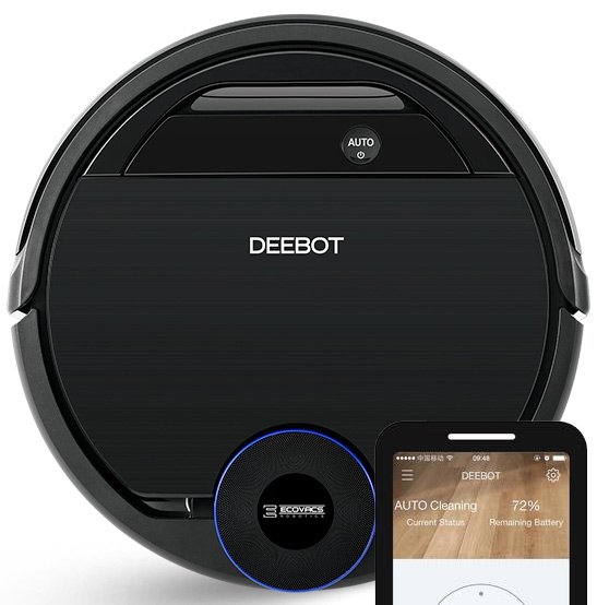 Deebot O 930 unten