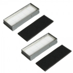 Feinstaubfilter D-S692 für Deebot N78D (2 Stück)