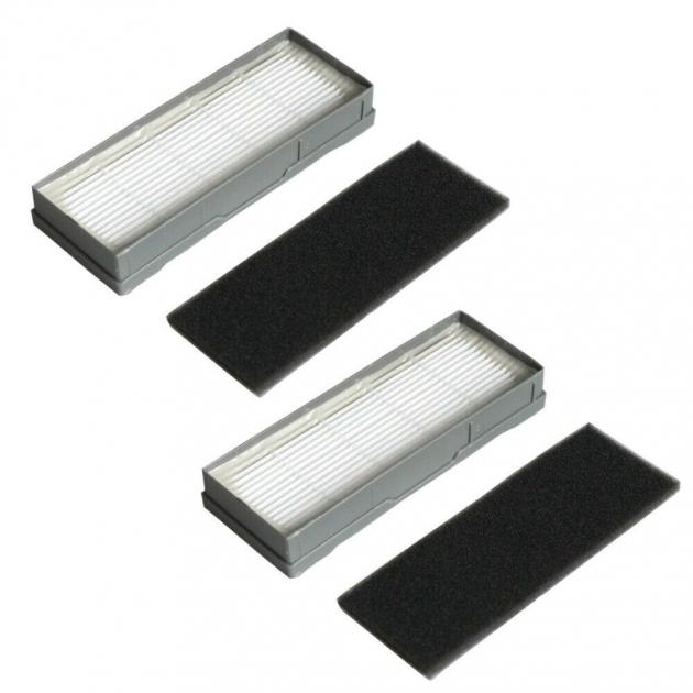 Produktbild Feinstaubfilter D-S692 für Deebot N78D (2 Stück)