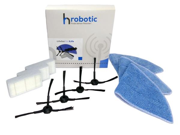 Original HRobotic LifeSet iLife V5