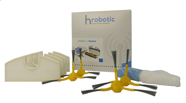 Original HRobotic LifeSet Deebot M85