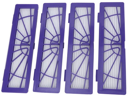 4 Stück x HEPA-Filter (für Neato Botvac)