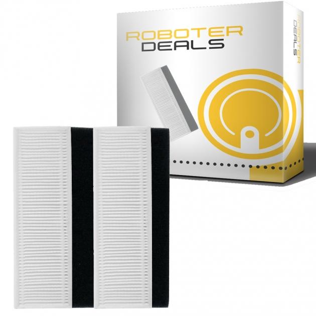 Feinstaubfilter (2 Stück) Deebot D5 Serie Staubsaugroboter