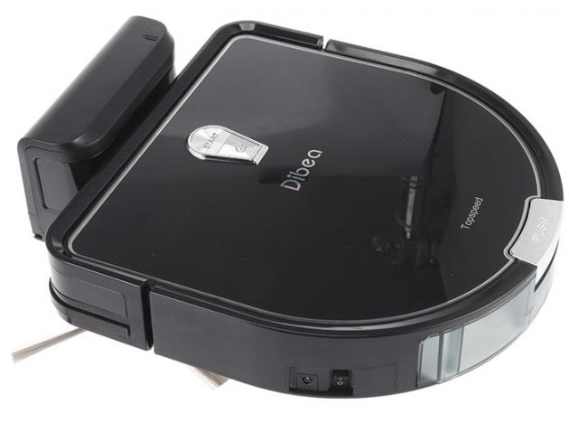 dibea d960 staubsaugroboter mit wischen wassertank inkl 14 tage testzeitraum kaufen. Black Bedroom Furniture Sets. Home Design Ideas