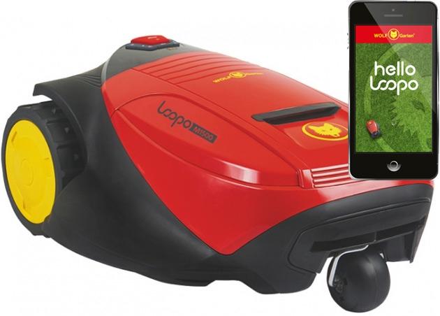 Wolf Garten Loopo M1500 App