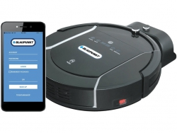 Blaupunkt XSmart Saugroboter mit Wischen und App-Steuerung