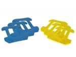 Microfaserpad (6 Stück) für Hobot Square