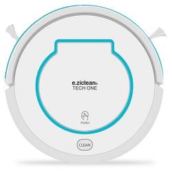 e.ziclean Tech One Staubsaugroboter für Tierhaare inkl. 14 Tage Testzeitraum